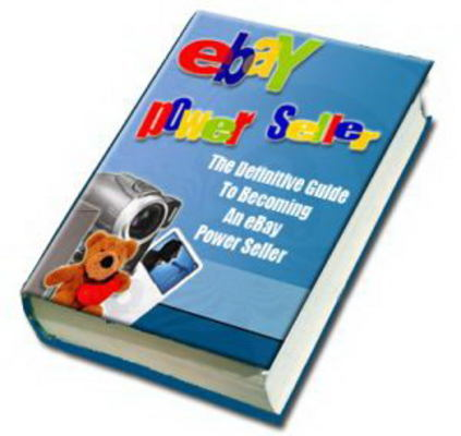 Product picture Becoming An eBay Power Seller