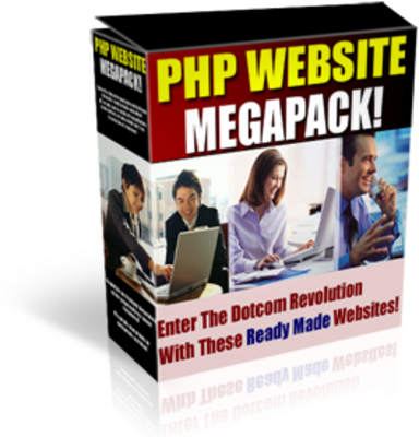 Product picture PHP WEBSITE SCRIPTS MEGAPACK!