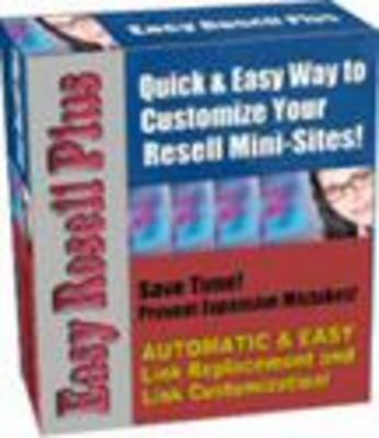 Product picture Easy Resell Plus Software Tool